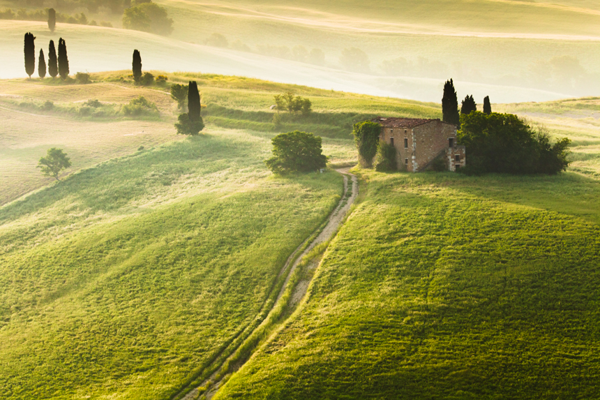 9)-Tuscany